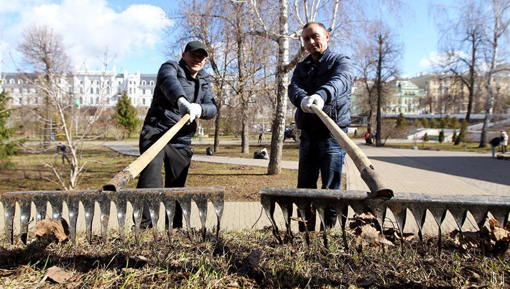 Всероссийский экологический субботник состоится 22 апреля