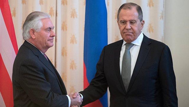 Тиллерсон: текущее состояние отношений с РФ вредны и для США, и для мира