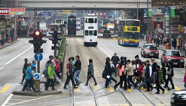 Около 70 человек пострадали вкрупной трагедии вГонконге
