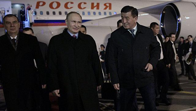 Путин призвал ускорить введение электронного контроля товаров врамках ЕАЭС