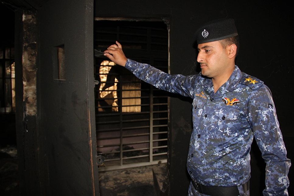 Террористы ИГИЛ применили отравляющий газ вМосуле
