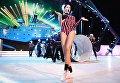 Танцоры на церемонии открытия всероссийских соревнований по акробатическому рок-н-роллу Rock'n'Roll &CO. в Москве