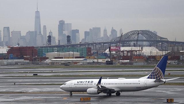 Наборту скандально популярной United Airlines скончался огромный кролик