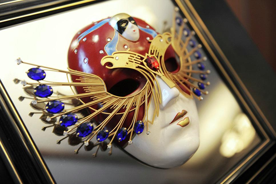 В столице России  вручают театральную премию «Золотая маска»