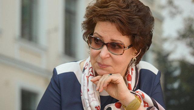 Директор гимназии №1529 им. А.С. Грибоедова Марина Соловьева