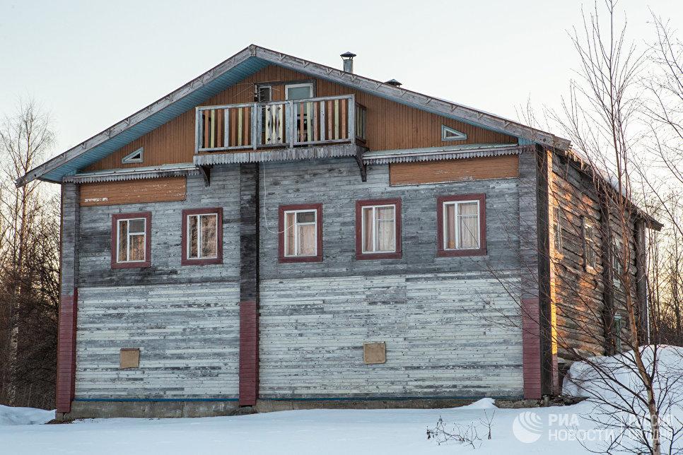 Жилой дом в деревне Терусельга Пряжинского района Карелии