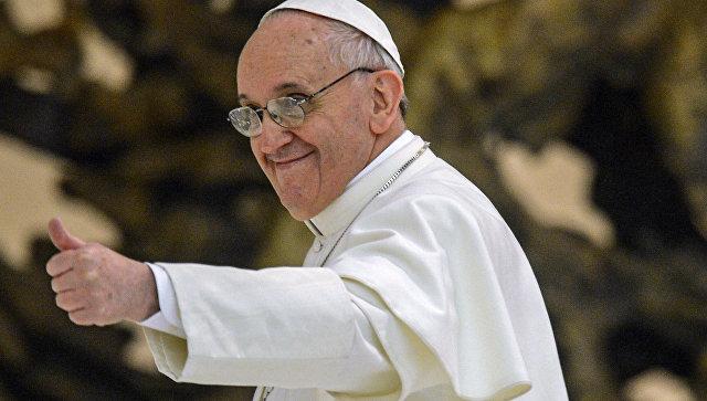 Папа Римский прибыл с визитом в Перу