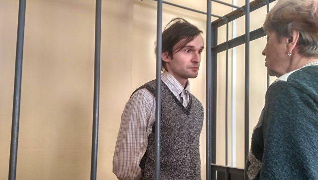 Арест Дмитрия Довга