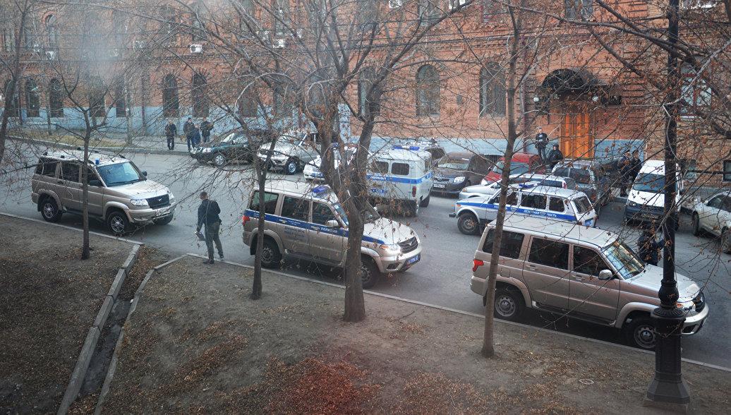 Напавший на приемную ФСБ в Хабаровске убил инструктора стрелкового клуба и украл оружие