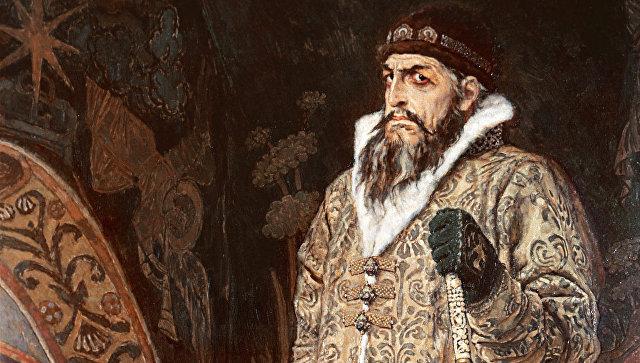 ВоВладимирской области украли монумент Ивану Грозному