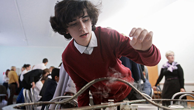 На Кубани начался фестиваль научно-технического творчества