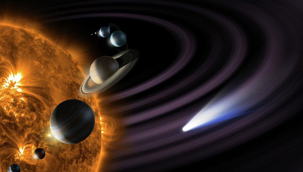 Астроном: Меркурий может столкнуться с Венерой в ближайшие пять миллиардов лет