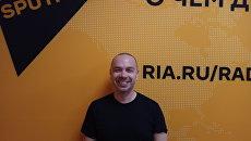 DJ, музыкант, организатор ивентов и фестивалей, радио ведущий, директор музыкального лейбла и компании Digital Emotions Владимир Фонарёв