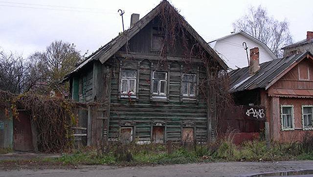Изба Бабы-Яги: Из-за чего вИванове сгорело старейшее деревянное сооружение