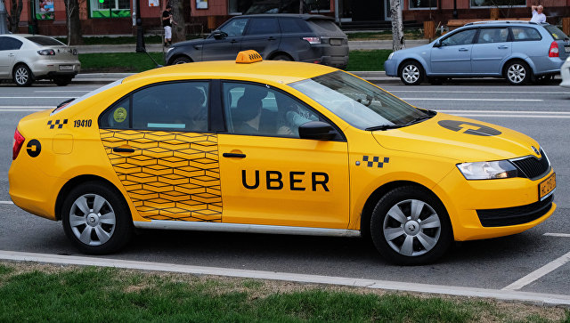 мошшеники uber