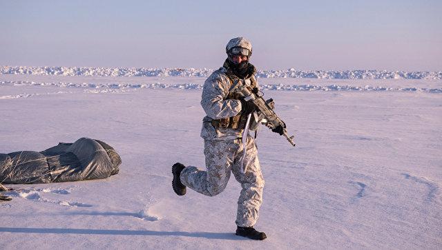 Береговая охрана США обеспокоена военным присутствиемРФ вАрктике