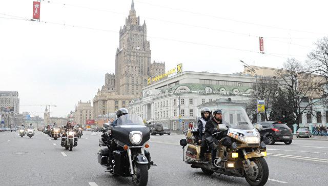 В столице России 6мая пройдёт мотофестиваль
