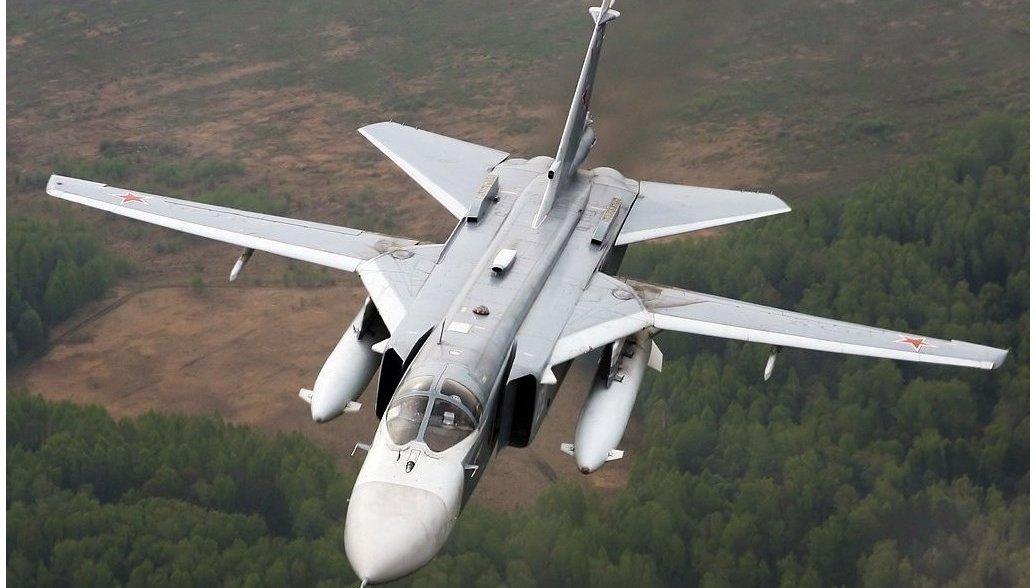 СМИ: авиация России и Сирии нанесла удары по позициям ИГ в семи районах