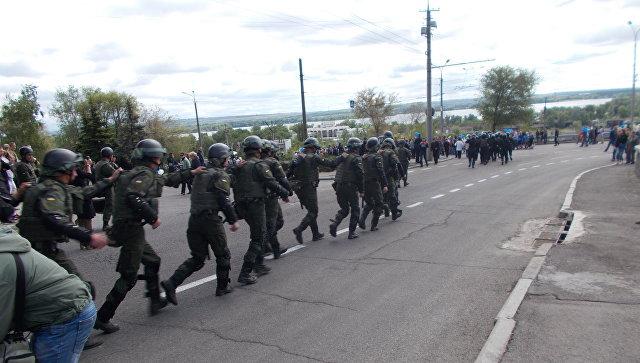Князев: милиция установила 25 участников драк вДнипре