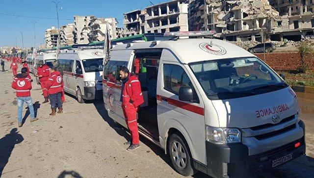 В сирийском Идлибе прогремел мощный взрыв