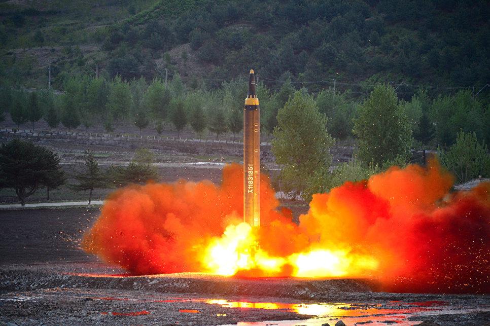 Трамп: Северная Корея проявляет свое неуважение кКитаю