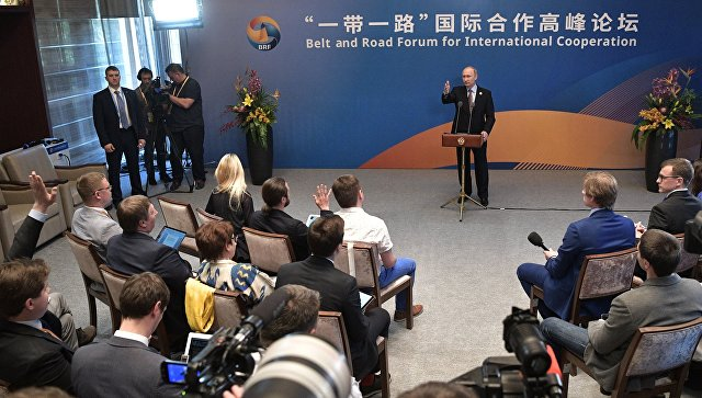 Путин считает преждевременным говорить о возможности своего участия в президентских выборах 2018 года