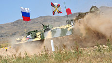 Соревнования Артиллерийских расчетов АрМИ-2016. Архивное фото