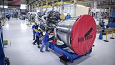 Двигатель BE-4 Blue Origin