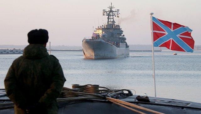 Балтийский флот отмечает 314-й день рождения— Защищать север