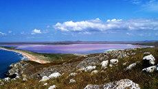 Два удода, розовое озеро и древний город – секреты Опукского заповедника