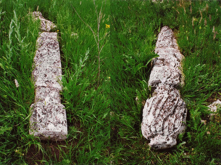 Находки на территории древнего города Киммерик
