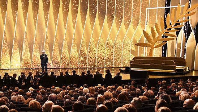 Церемония открытия 70-го Каннского международного кинофестиваля