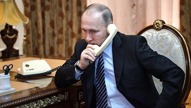 Путин и президент Болгарии обсудили сотрудничество в сфере энергетики