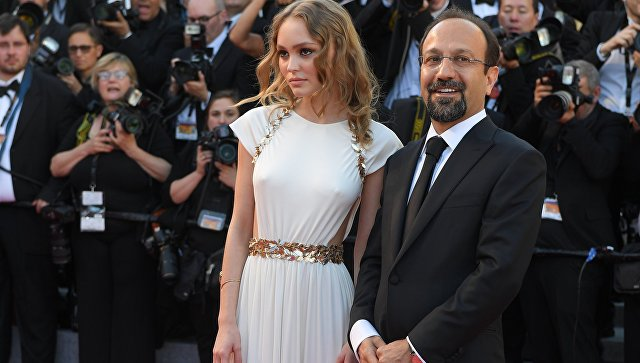 Асгар Фархади получил долгожданный «Оскар» наКаннском кинофестивале