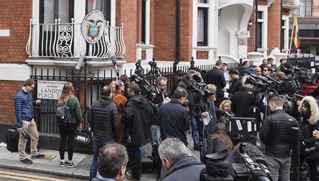 Прокуратура Швеции прекратила следствие по делу Ассанжа. Архивное фото