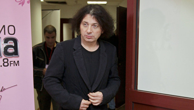 Музыкант группы Агата Кристи Вадим Самойлов. Архивное фото