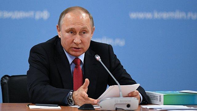 Вскором времени все поймут, что от РФ неисходит никакой угрозы— Путин