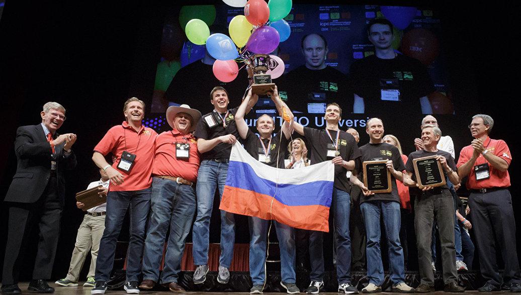 Команда Университета ИТМО выиграла чемпионат мира по программированию