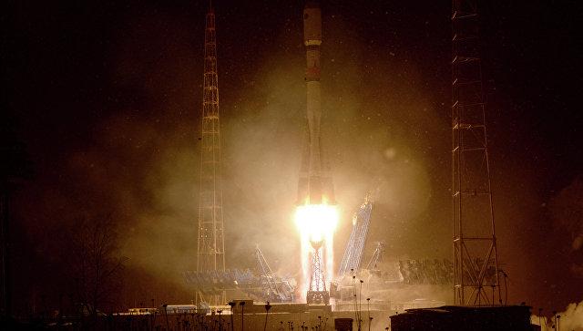 Запуск ракеты-носителя Союз-2.1б с космическим аппаратом Глонасс-М. Архивное фото
