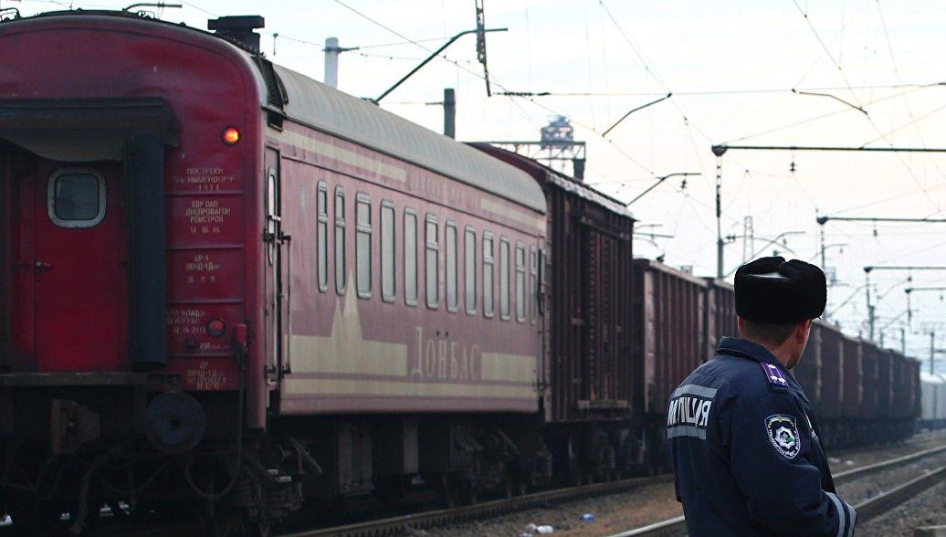 Поезда на Украине могут остановиться через пять дней