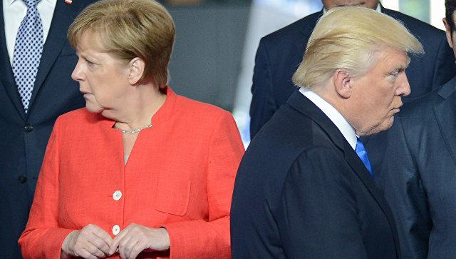 Слежка – это взаимно: Берлин шпионил за США