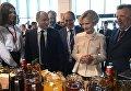Заместитель председателя Государственной Думы РФ Ирина Яровая на Санкт-Петербургском международном экономическом форуме 2017
