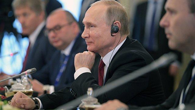 Путин: Попытки удерживать РФ неработают