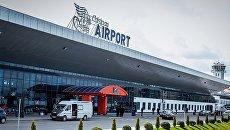 Аэропорт Кишинева. архивное фото