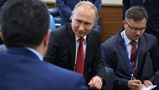 Путин: Поправки посовершенствованию судебной системы согласованы