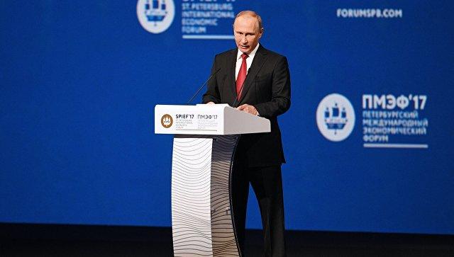 Путин призвал заняться экономической реабилитацией ЛНР и ДНР