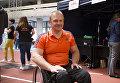 Шестикратный чемпион паралимпийских игр по лыжным гонкам Сергей Шилов