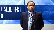Генеральный директор Роскосмоса Игорь Комаров. Архивное фото