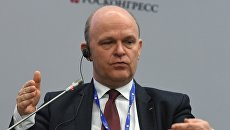 Президент ОАО АВТОВАЗ Николя Мор на Санкт-Петербургском международном экономическом форуме 2017