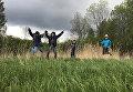 Китайские экологи познакомились с природой Ленинградской области